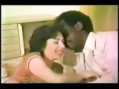 Vintage Housewife First Interracial BBC