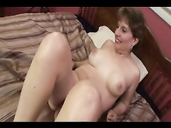 Interracial porn fucked by a big black dick