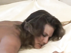 Wife Shelby BBW gets gangbanged by black dicks