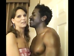Young hotwife Syren gets her early bbc cuckold fuck